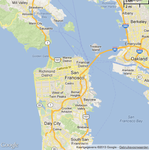 VectorMapscom Vector Maps In Eps And Jpg - San francisco map vector free download
